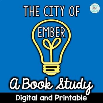 City of Ember Novel Study