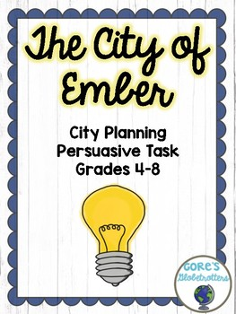 City of Ember Writing