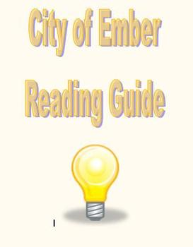 City of Ember Reading Guide