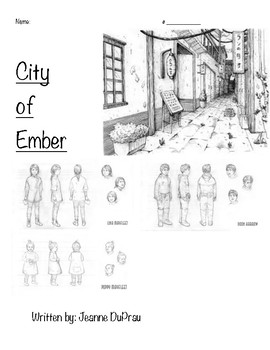 City of Ember Reading Journal
