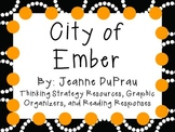 City of Ember by Jeanne DuPrau: Character, Plot, Setting