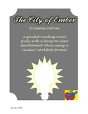 The City of Ember guided reading novel study