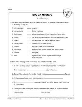 City of Mystery