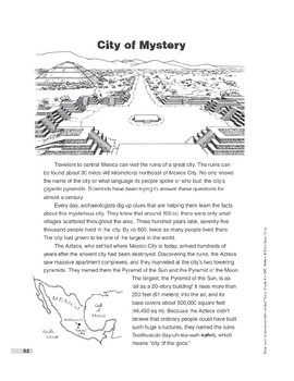 City of Mystery (Lexile 1010)