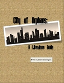 City of Orphans Literature Guide for Lit Circles: Common Core Aligned