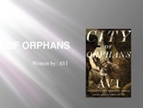 City of Orphans intro powerpoint