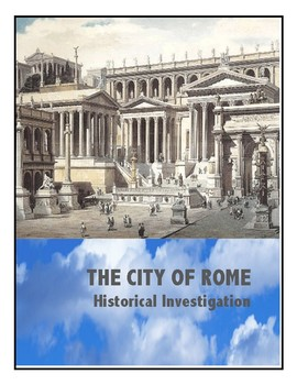 City of Rome Year 11 Historical Investigation
