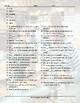City versus Country Translating Spanish Worksheet