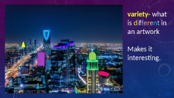 Cityscapes and Skylines Art PPT