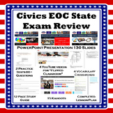 Civics EOC State Exam Review