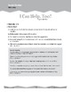 Civic Responsibility (Ten-Minute Activities)