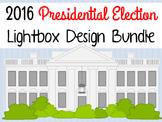 Civics 2016 Presidential Election Lightbox Design Bundle