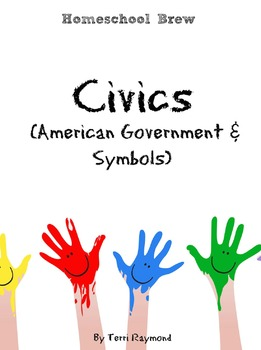 Civics (American Government & Symbols) (Kindergarten Grade Social Science)