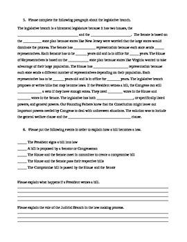 Civics Assessment Study Guide
