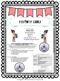 Civics Baseline, Midyear, and Final Exam {History Guru}