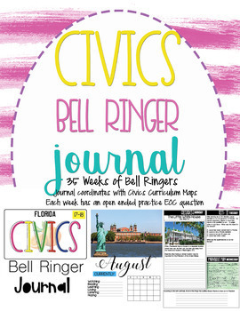 Civics Bell Ringer Journal
