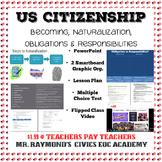 Citizenship Complete Lessson