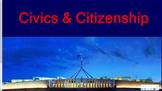Civics & Citizenship Unit Yr 6/7