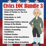Civics E.O.C. Bundle III