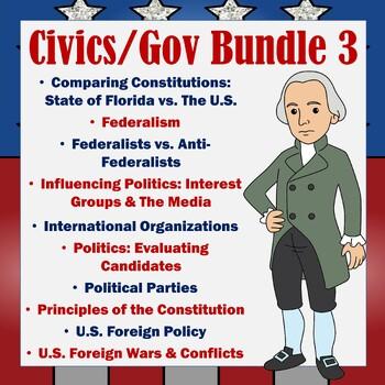Civics E.O.C. Bundle III