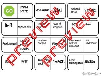 Civics Review Game by Social Studies Success | Teachers ...