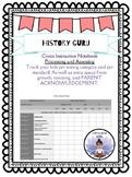 Civics EOC Data Tracker {History Guru}