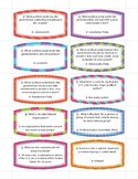 Civics EOC Reporting Category 3 Question Cards
