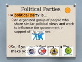 Civics Election Unit Day 3 Elections
