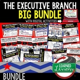 Civics Executive Branch of Government BUNDLE (Civics & Gov