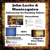 John Locke & Montesquieu: Influencing the Founding Fathers - Civics EOC
