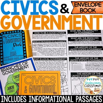 Civics & Government | Branches of Government | Citizenship | U.S. Government