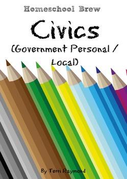 Civics (Government Personal / Local) (Kindergarten Grade Social Science Lesson)