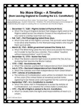 Civics, History: U.S. Constitution and Civil Rights Leaders Printables
