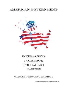 Civics Interactive Notebook