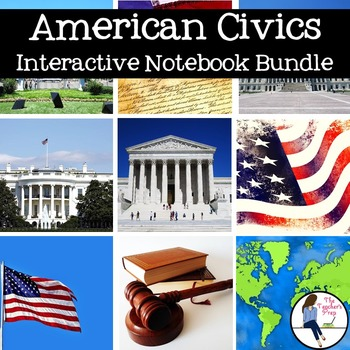 Civics Interactive Notebook Mega Bundle