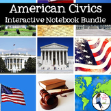 Civics Interactive Notebook Mega Bundle