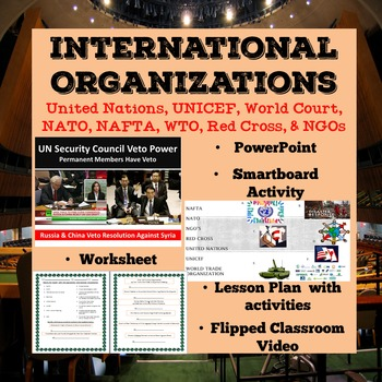 International Organizations - Civics EOC