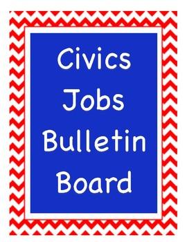 Civics Job Bulletin Board