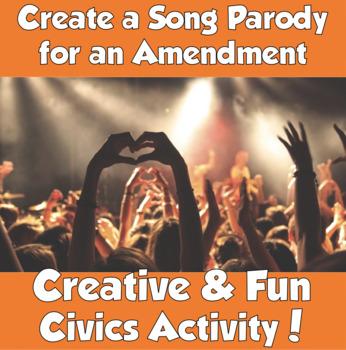 Civics Name That Tune Amendment Style (Parody)
