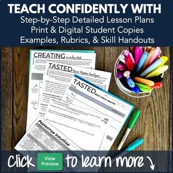 Civics PBL: Ballot Measure Debate, Mock Election, Letter to the Editor