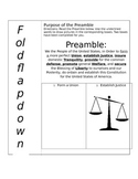 Civics: Preamble to the Constitution Introduction