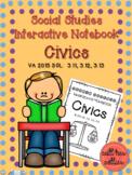Civics - Social Studies Interactive Notebook