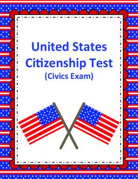 Civics Test