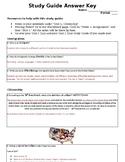 Civics: Unit 1 Citizenship and Immigration Test Study Guide