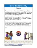 Civics: Unit 1 Day 9 Citizenship Obligations and Responsib