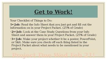 Civics Unit 10 SC Project Powerpoint