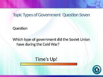 Civics Unit 12 Study Game