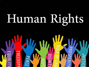 Civics- Unit 3 Introduction to Human Rights!