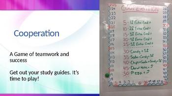 Civics Unit 6 Study Game