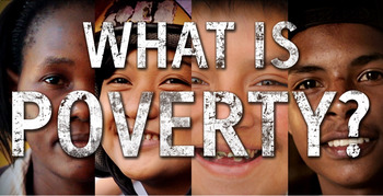 Civics- World Issues POVERTY Lesson Plan!
